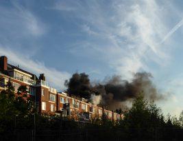 Rookontwikkeling, wat als er brand ontstaat?