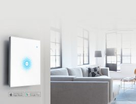Smart home beveiliging